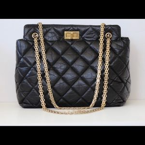 2ca2f46560c5 CHANEL. Gorgeous Authentic Chanel 2012 Reissue tote